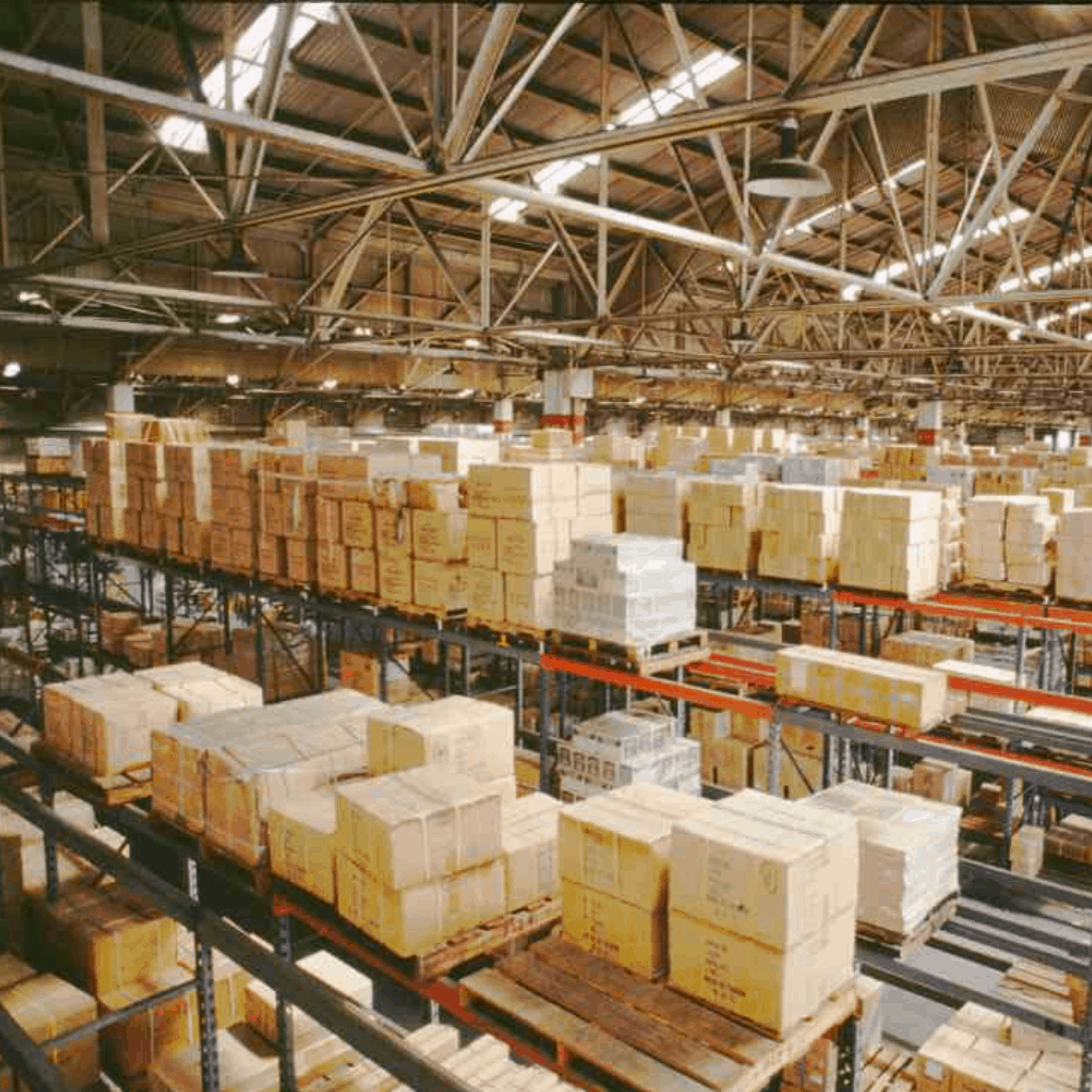 Industrial sites, manufacturing sites, warehousing